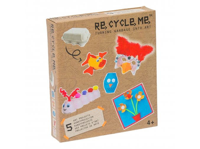 RE16BS131 Egg Box Girls