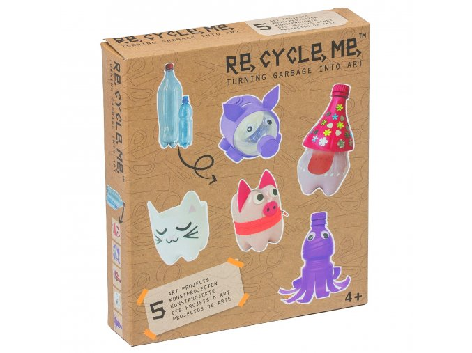 RE16GS359 Pet bottle Girls