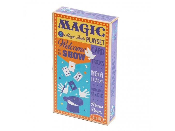 RT17155 Magic Tricks Retr oh