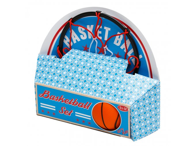 RT17822 Basketball board set Retr oh 1