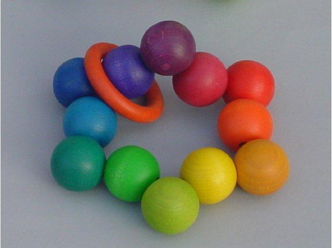 kuličky s kroužkem