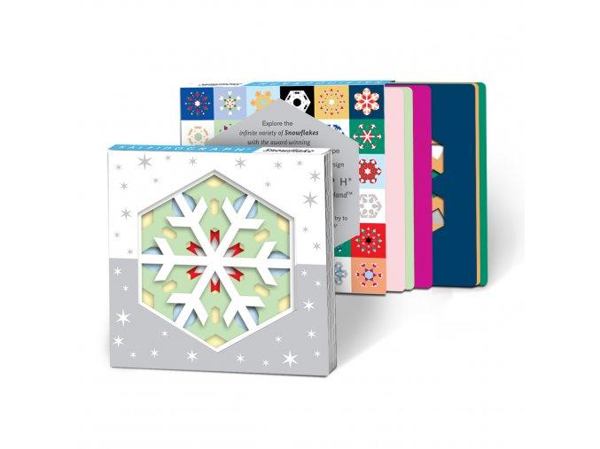 Kaleidograph Snowflake