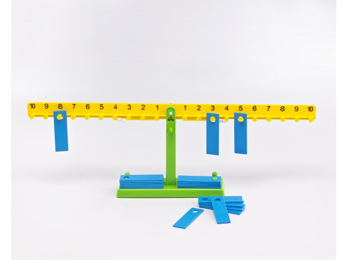 Číselná váha / Number balance