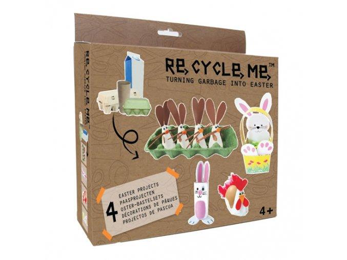 re cycle me velikonoce malé