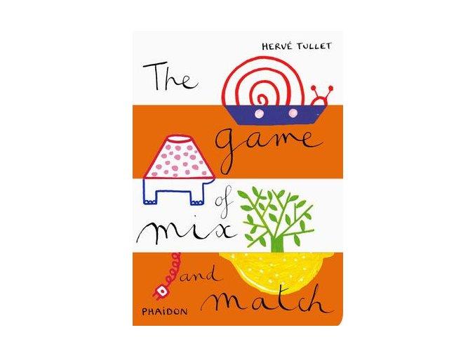 Kniha Hra kombinaci a srovnávání/The Game of Mix and Match