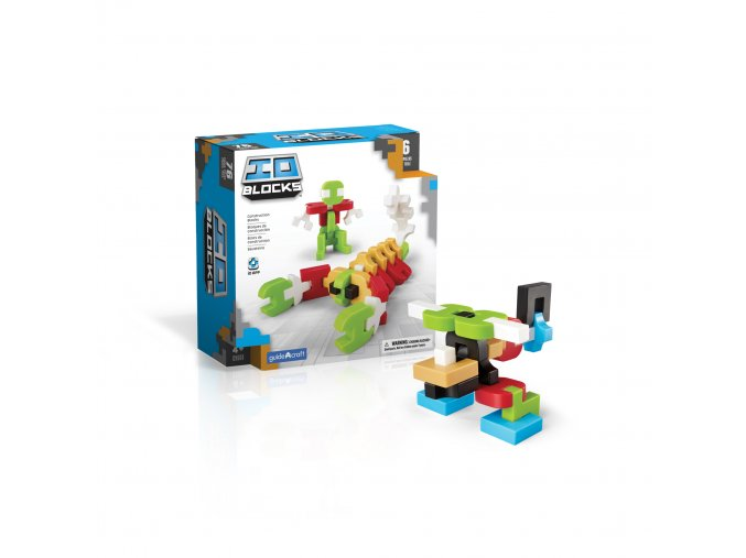 io blocks 76 piece set