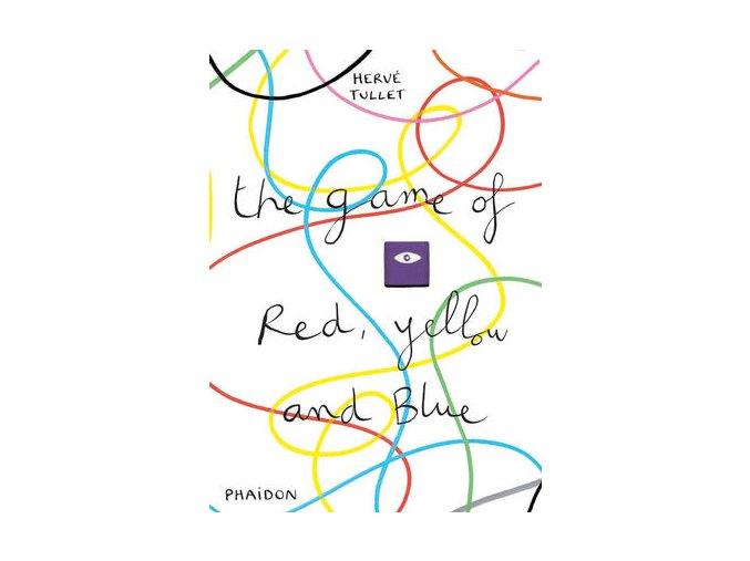 Kniha Hra červené, žluté a modré/The Game of Red, Yellow and Blue