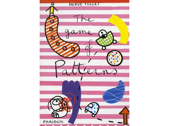 Kniha Hra se vzory/ The Game of Patterns