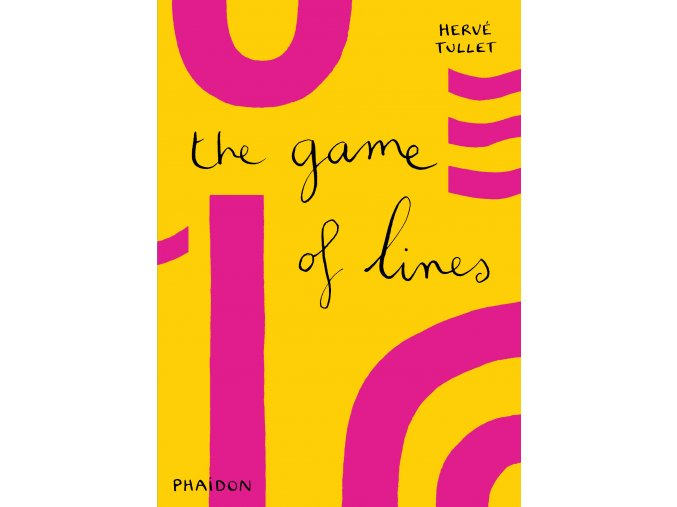 Kniha Hra s pruhy/The Game of Lines