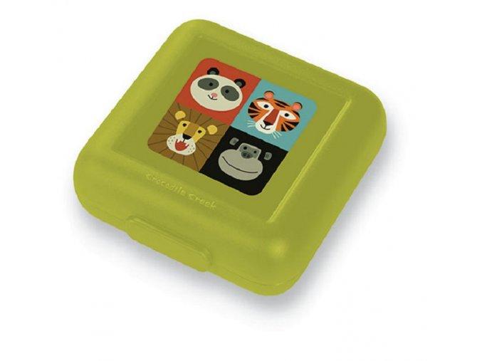 Svačinová krabička zvířátka
