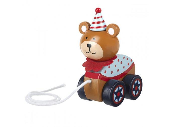 Circus- Tahací medvěd