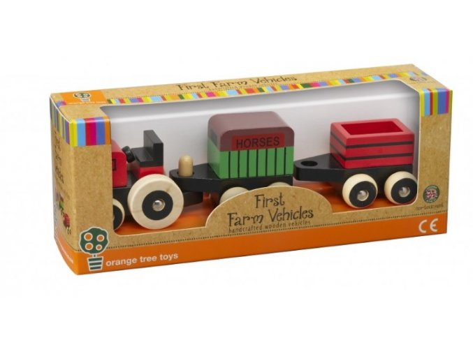 First Farm Vehicles Packaging