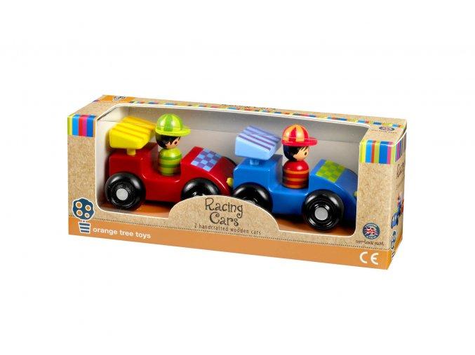 Moje první - Závodní auta / First Vehicles Racing Car Set