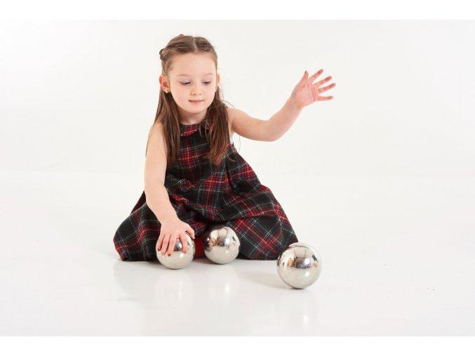 Smyslové tajemné míče / Mystery Sensory Balls