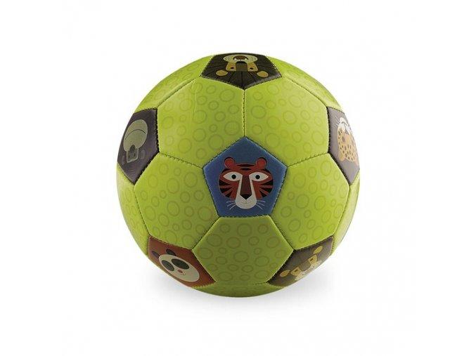 fotbal zelený zvířecí hlavy