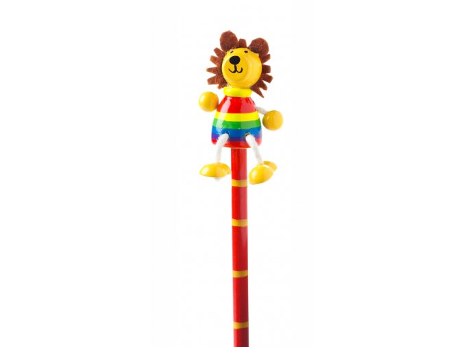 p 650 lion pencil copy