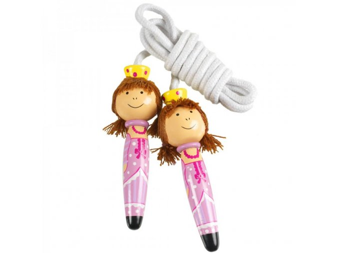 princess skipping rope 6f6