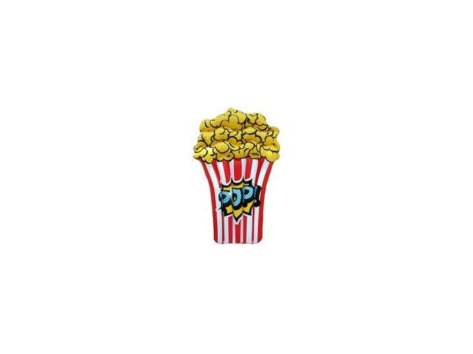 Nafukovací lehátko Popcorn