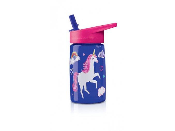 Láhev na pití - Jednorožec / Drinking Bottle - Unicorns