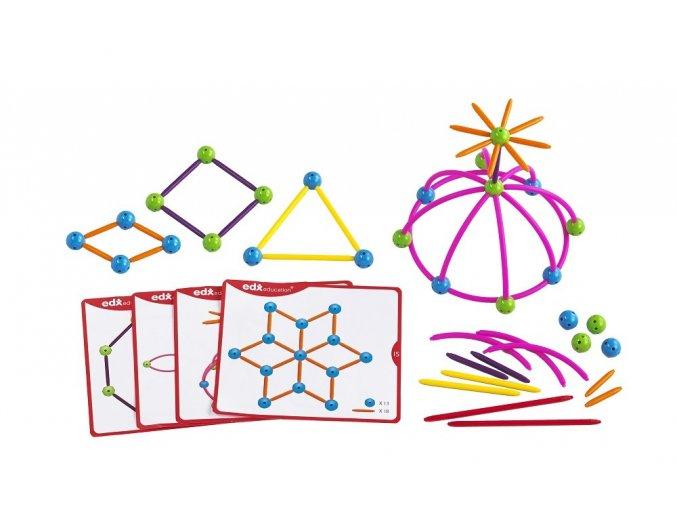 Geometrická kostra - startovací set / Skeletal Geo Kit - Starter Set