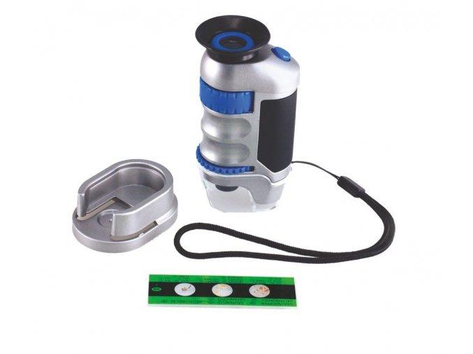 Mini mikroskop / Hand Held Microscope
