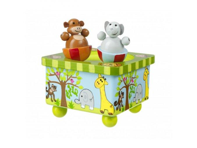 music box safari