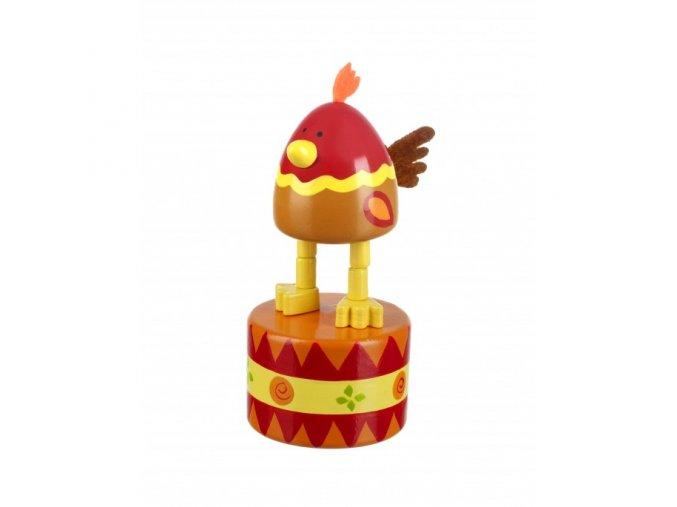 chicken push up