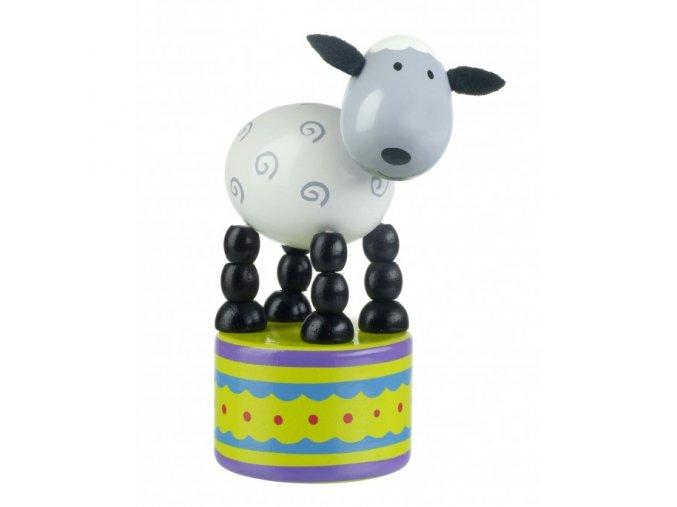 sheep push up