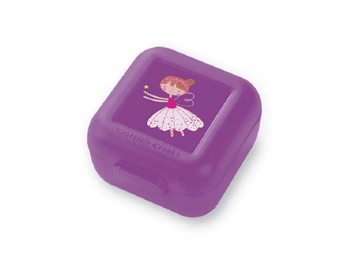 Svačinová krabička víla malá, sada 2ks / Snack Keeper Sweet Dreams
