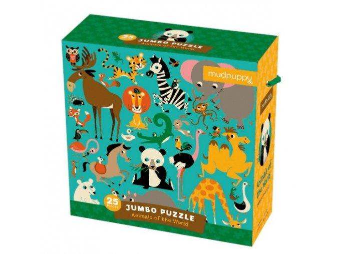 jumbo puzzle jungle