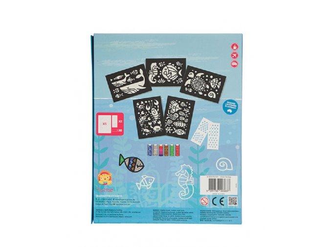 Foil Art - Pod mořem / Foil Art - Under the Sea