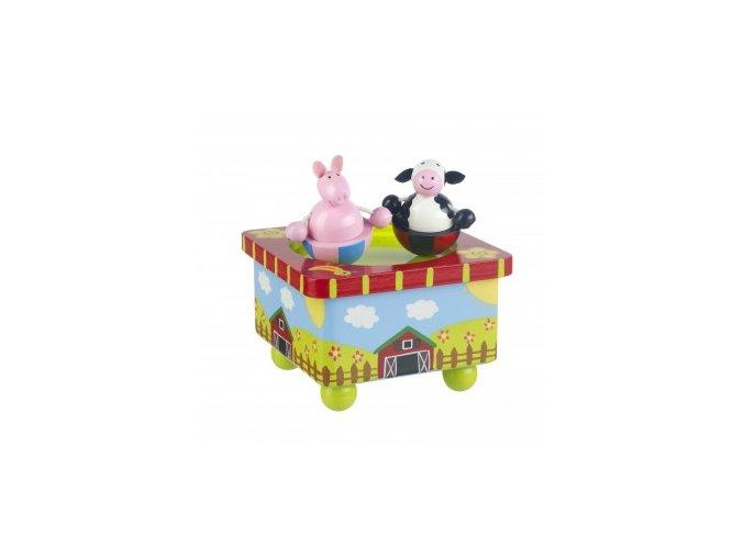 farm music box