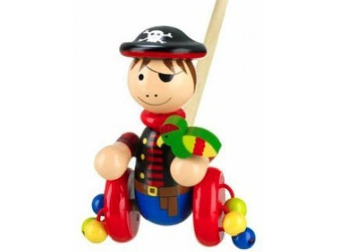 Push Along Pirate