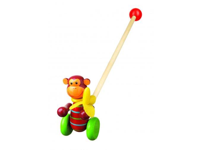 push along monkey