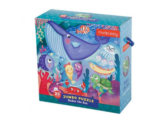 Jumbo Puzzle/Under the Sea
