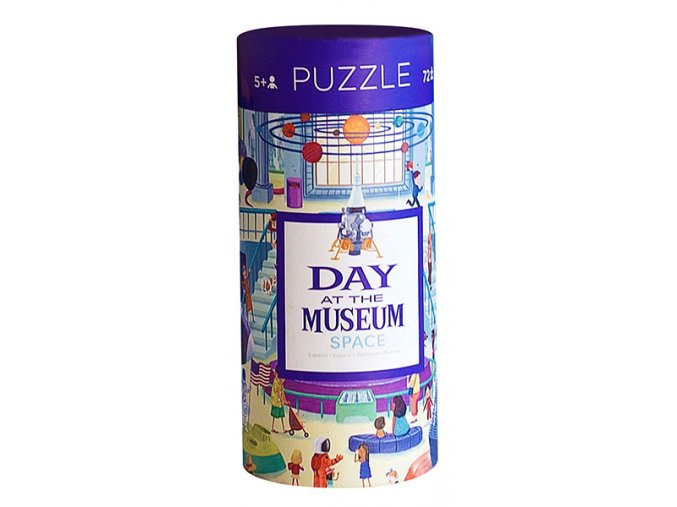 72 pc Day at the Museum/Space