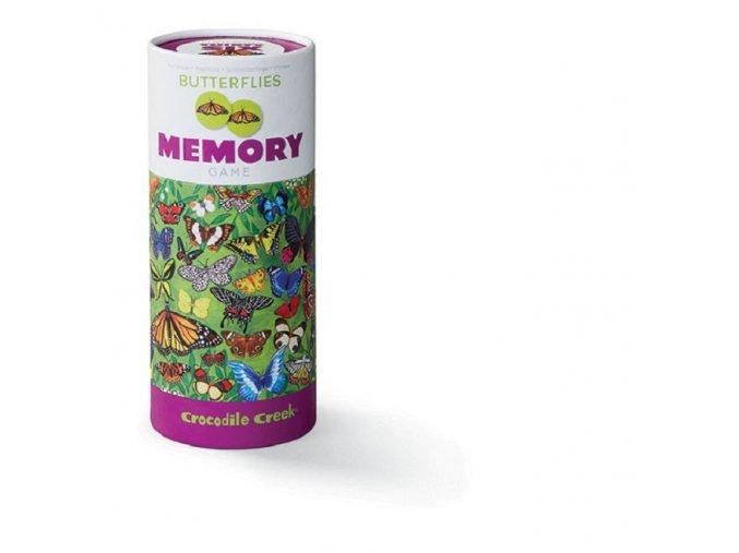 Pexeso - Motýli (72 ks) / Memory Game Butterflies (72 pc)