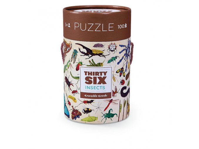 100 pc Puzzle/Insect