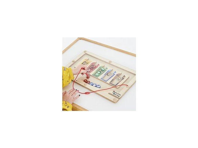 Recycle Magnetic Board /recyklační magnetická tabule
