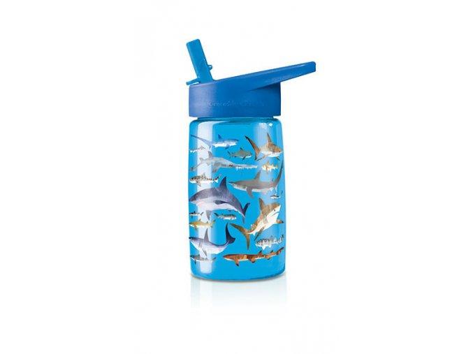 Láhev na pití - Žraloci / Drinking Bottle - Sharks