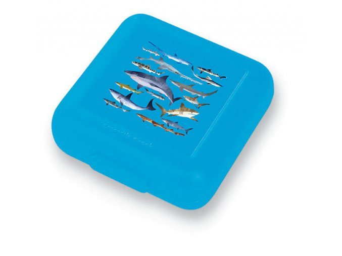 Svačinová krabička žraloci / Sandwich Keeper shark