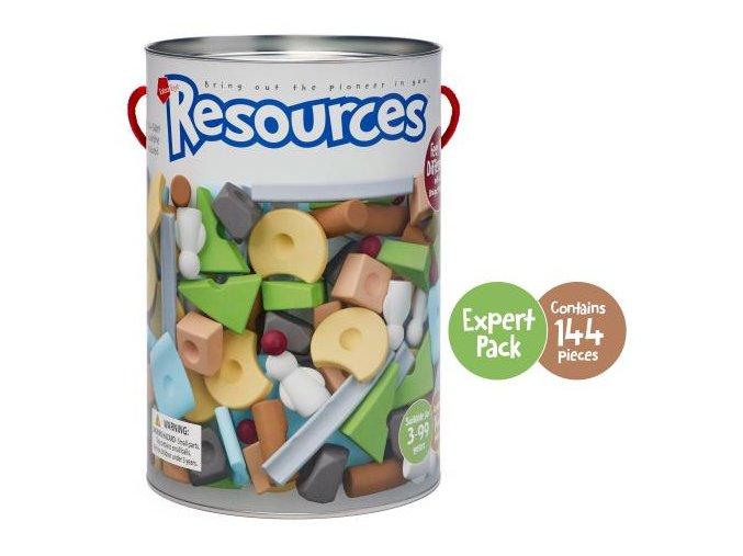 Resources®  Expert Pack (144 Pcs.)