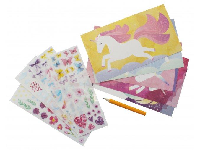 Transfer Magic - Jednorožci / Unicorns