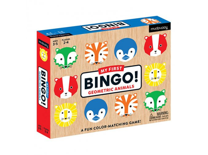 Hra - Moje první bingo / Game - My First Bingo