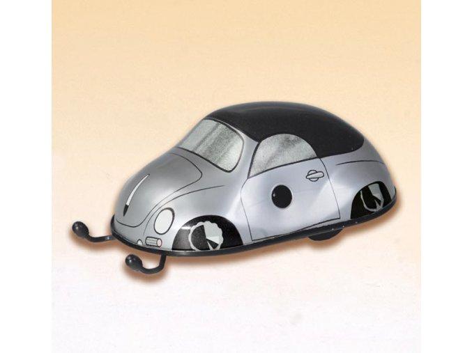 Porsche 356 Cabrio - stříbrné Kovap