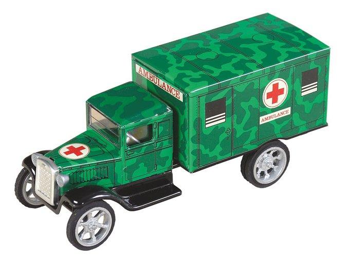 Hawkeye ambulance vojenská Kovap