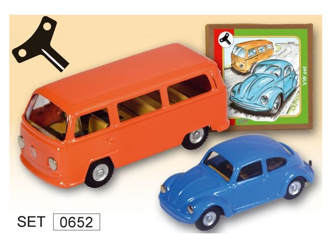 VW set - 2 ks Kovap