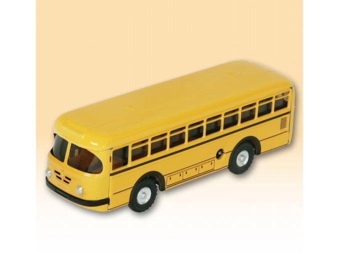Autobus s pohonem - žlutý Kovap
