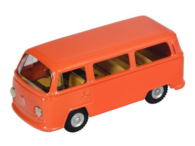 VW Mikrobus s pohonem - oranžový Kovap