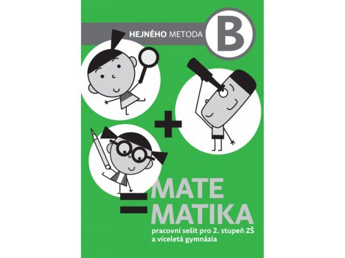 Matematika B - pracovní sešit